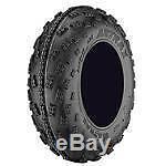 (2) 22X7-10 Front ATV New Tires Yamaha Raptor 250 350 600 700 Banshee Blaster