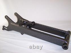 +2 +4 +6 Bare No finish yamaha BANSHEE extended swingarm with skid plate mounts