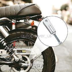2 Chain Adjusters Rear Carrier kit For Yamaha Banshee Warrior Blaster Raptor 350
