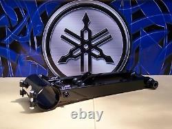 +2 Extended Yamaha BANSHEE Swingarm Round Housing Style Axle Bearing Carrier