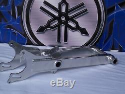 +2 Heavy Duty Extended Yamaha BANSHEE Swing arm Skid Plate Mounts tt Mx yfz 350
