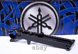 +4 Extended Yamaha BANSHEE Swingarm Round Housing Carrier Skid Plate Mounts Atv