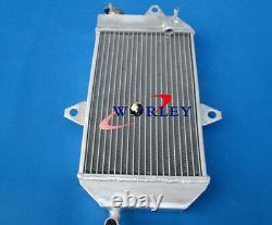 Aluminum Radiator for ATV YAMAHA Banshee YFZ 350 YFZ350 oversized
