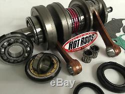 Banshee Hot Rods Hotrods Pro Design OEM Stock Crank Bottom End Rebuild Seal Ring
