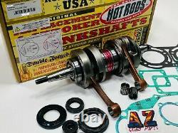 Banshee Hotrods 4 mm Stroker Crank Bottom End Rebuild Seals Pro Design O Rings