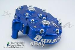 Banshee cool head Yamaha YFZ 350 stock or Cub with kit dome inserts