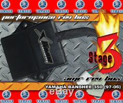 CDI Box High Performance Rev Module for Yamaha Banshee 350 1997-2006 Stage 3