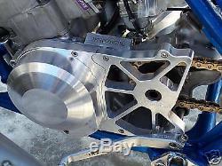 Chariot Yamaha Banshee 2 piece Stator Cover no polish