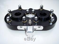 Chariot Yamaha Banshee BLACK Stock & Cub Cool Head use pro design style domes
