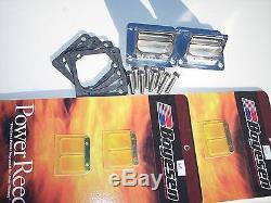 Chariot Yamaha Banshee Billet Reed Cages Better THAN V Force