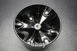 Drag Atv Yamaha Banshee 350 Raptor 660 700 Wheelie Bar Wheel Light Weight Dirt