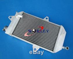 FOR ATV YAMAHA banshee YFZ350 YFZ 350 oversized Aluminum Radiator & HOSE KIT