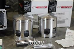 Factory Cylinders NEW BORE + MACDADDY PORTED Banshee Wiseco pistons gaskets