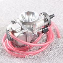 For Yamaha Banshee 34MM 34 Mil Larger Carburetors Carbs PWK New Pair of 2PCS