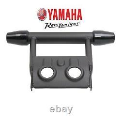 Genuine 1987-2006 Yamaha Banshee 350 YFZ350 Front Frame Bumper Guard Black