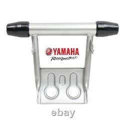 Genuine 1987-2006 Yamaha Banshee 350 YFZ350 Front Frame Bumper Guard Silver