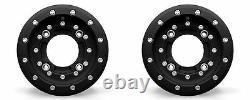 HiPer CF1 Front Beadlock Wheels Rims Yamaha Banshee 350 10x5 4+1