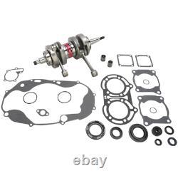 Hot Rods Crank Crankshaft Bottom End Rebuild Kit For Yamaha YFZ350 Banshee