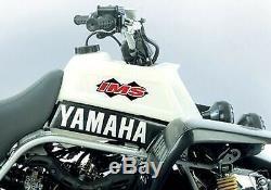 IMS Oversized 5.6 Gallon Fuel Gas Tank BLACK Yamaha Banshee 350