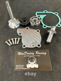 MacDaddy Racing Yamaha Banshee 350 Water Pump Rebuild Kit And Pancake Bearing