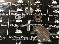 MacDaddy Racing Yamaha Banshee Billet Parts Package Transmission Radiator 1
