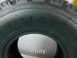 Massfx Yamaha Yfz 350 Banshee Sport Atv Tires (2) 22x7-10 (2) 20x10-9