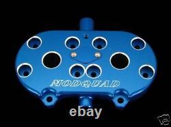 Modquad Blue Cylinder Cool Head Yamaha Banshee YFZ350 YFZ 350 CH-1BL