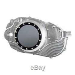 Modquad Lockout Clutch Cover Machined/Smoke Lense YAMAHA BANSHEE 350 1987-2006