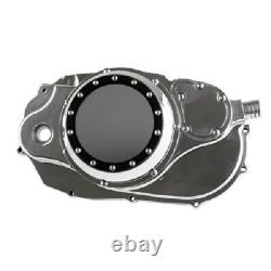 Modquad Lockout Clutch Cover Polished/Smoke Lense YAMAHA BANSHEE 350 1987-2006