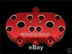 Modquad Red Cylinder Cool Head Yamaha Banshee YFZ350 YFZ 350 87-06 CH-1RD