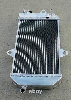 NEW Banshee ALUMINUM AFTERMARKET radiator HIGH CAPACITY oversize 1987-2006
