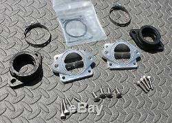 NEW Banshee BILLET aluminum intakes + carb boots 38 39 40 41mm intake 1987-2006
