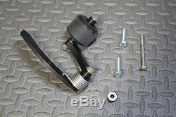 NEW Chain tensioner roller slider 87-06 Yamaha Banshee BLACK ANODIZED 2 hole