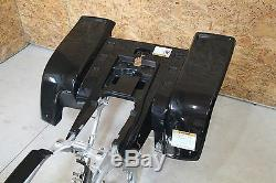NEW OEM 1987-2006 Yamaha Banshee fenders front + rear plastic body BLACK