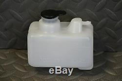 NEW OEM Yamaha Banshee coolant rezzy bottle radiator overflow reservoir cap line