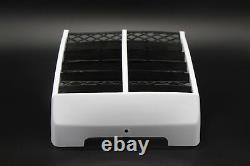 NEW Vito's Performance Yamaha Banshee plastic radiator cover + grill WHITE