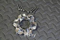 NEW Yamaha Banshee LOCK UP clutch kit lock-out finger BILLET + mounting screws