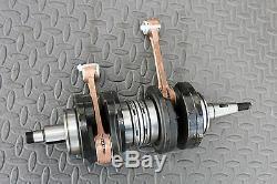 NEW Yamaha Banshee crank crankshaft 7mm stroker 115mm long rod welded + balanced