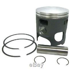 New 1mm Over Piston Kit Fits Yamaha Atv Banshee 350 1987 88-2006 2gu-11631-00-94
