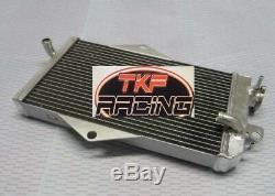 New Oversize Aluminium Radiator Fits Yamaha Yfz350 Banshee 1987-2007 Racing Quad