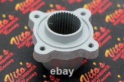 New Rear Brake Disc Rotor Hub + Bolts Yamaha 1987-2006 Banshee 2Gu-25712-00-00