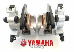 New Yamaha Atv Banshee Yfz350 Front Brake Calipers Left/ Right