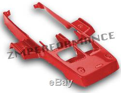 New Yamaha Banshee Yfz350 Red Standard Race Front Fender Plastic