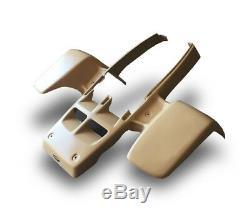New Yamaha Banshee Yfz 350 Plastic Desert Sand Standard Front Fender Plastics