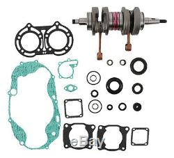 New Yamaha Bottom End Kit, Crankshaft, bearings/seals & Gaskets BANSHEE 350 ATV