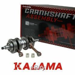 New Yamaha Crankshaft for Banshee 350 +4mm Stroker with 115mm long rod 19872006