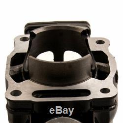 New for Yamaha Banshee YFZ 350 Cylinder Top End Gasket Kit 64mm x 54mm Pistons