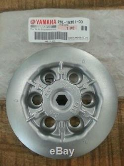 OEM Yamaha Banshee YFZ350 Clutch Boss inner hub clutch basket & Pressure Plate