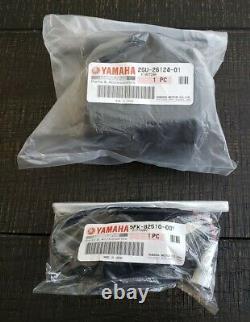 OEM Yamaha Banshee key Switch & Handlebar Switch Cover 2002-2006