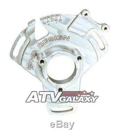 Pro Design Billet Timing Stator Plate Yamaha Banshee 350